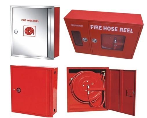 Hose Reel Cabinet - Fire Cabinet - Taizhou Xufeng Tec Co., Ltd